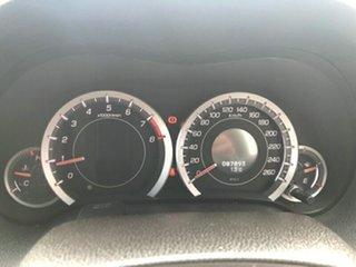 2010 Honda Accord Euro CU MY10 Grey 6 Speed Manual Sedan