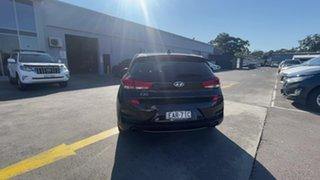 2018 Hyundai i30 PD.3 MY19 N Line D-CT Black 7 Speed Sports Automatic Dual Clutch Hatchback.