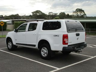 2017 Holden Colorado RG Turbo LS (4x4) Alpine White Automatic Cab Chassis