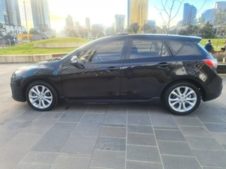 2010 Mazda 3 BL10L1 MY10 SP25 Activematic Black 5 Speed Sports Automatic Hatchback