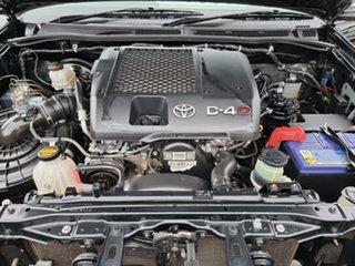 2013 Toyota Hilux KUN26R MY14 SR5 Double Cab Black 5 Speed Automatic Utility