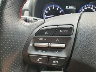 2020 Hyundai Kona OS.3 MY20 Highlander 2WD Red 6 Speed Sports Automatic Wagon