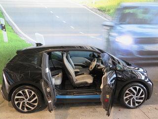 2017 BMW i3 IO1 MY18 94Ah Black 1 Speed Automatic Hatchback.