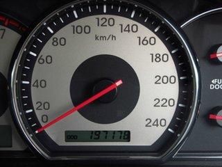 2007 Mitsubishi 380 DB Series II SX Silver 5 Speed Auto Sports Mode Sedan