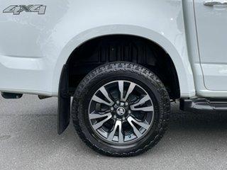2016 Holden Colorado RG LTZ White 6 Speed Automatic Dual Cab