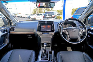 2019 Toyota Landcruiser Prado GDJ150R VX Black 6 Speed Sports Automatic Wagon