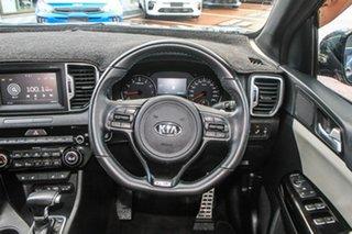2016 Kia Sportage QL MY16 Platinum AWD Blue 6 Speed Sports Automatic Wagon