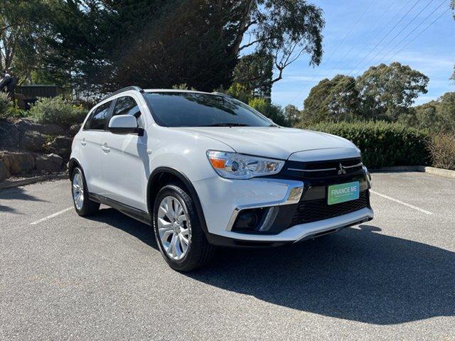 Used Mitsubishi ASX XC MY19 ES 2WD Totness, 2019 Mitsubishi ASX XC MY19 ES 2WD White 1 Speed Constant Variable Wagon