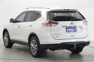 2016 Nissan X-Trail T32 TS 4WD White 6 Speed Manual Wagon.