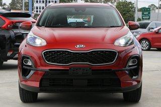 2019 Kia Sportage QL MY20 S 2WD Red 6 Speed Sports Automatic Wagon.