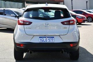 2017 Mazda CX-3 DK2W7A Maxx SKYACTIV-Drive Cream 6 Speed Sports Automatic Wagon