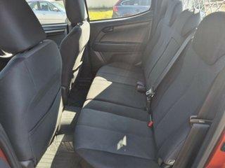 2015 Isuzu D-MAX TF MY15 SX HI-Ride (4x2) Maroon 5 Speed Automatic Crew Cab Utility