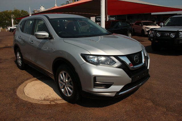 Pre-Owned Nissan X-Trail T32 Series II ST X-tronic 4WD Darwin, 2019 Nissan X-Trail T32 Series II ST X-tronic 4WD Silver 7 Speed Continuous Variable Wagon
