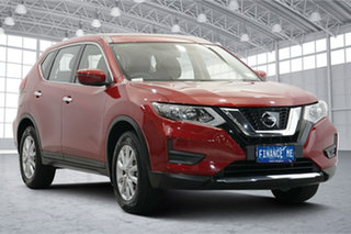 2020 Nissan X-Trail T32 Series II ST X-tronic 4WD Red 7 Speed Constant Variable Wagon.