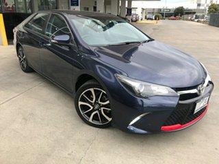 2016 Toyota Camry ASV50R Atara SX Blue 6 Speed Sports Automatic Sedan.