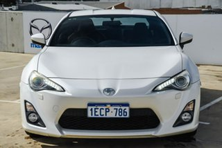 2012 Toyota 86 ZN6 GTS White 6 Speed Sports Automatic Coupe