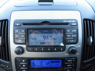 2008 Hyundai i30 FD SR Silver 4 Speed Automatic Hatchback