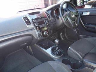 2009 Kia Cerato TD Koup Bronze 5 Speed Manual Coupe