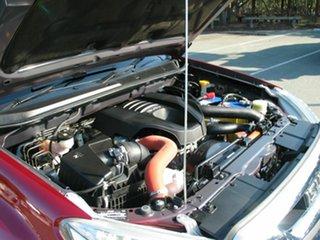 2019 Isuzu MU-X UC MY18 LS-T (4x4) Red 6 Speed Auto Sequential Wagon