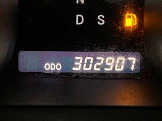 2008 Toyota Kluger GSU45R Grande AWD Blue 5 Speed Sports Automatic Wagon