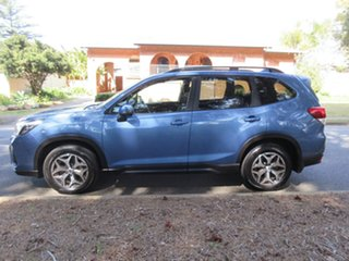 2019 Subaru Forester S5 MY19 2.5i CVT AWD Blue 7 Speed Constant Variable Wagon