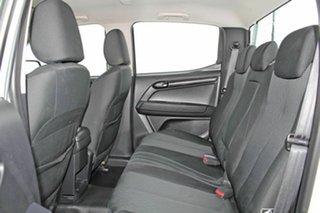 2017 Isuzu D-MAX TF MY17 SX HI-Ride (4x2) White 6 Speed Automatic Crew Cab Utility