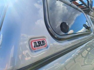 2016 Toyota Hilux GUN126R SR5 Double Cab Grey 6 Speed Sports Automatic Utility