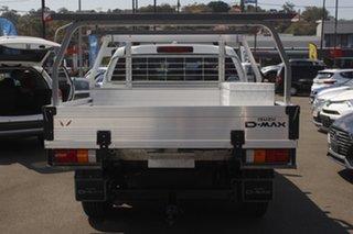 2016 Isuzu D-MAX MY15.5 LS-U Crew Cab White 5 Speed Sports Automatic Utility