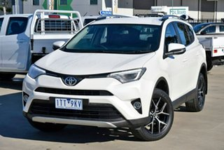 2017 Toyota RAV4 ZSA42R GXL 2WD White 7 Speed Constant Variable Wagon