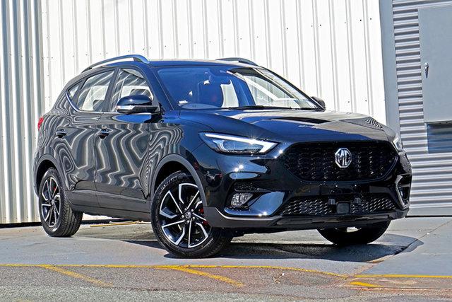 New MG ZST MY21 Essence Springwood, 2021 MG ZST MY21 Essence Black 6 Speed Automatic Wagon