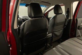 2015 Holden Colorado RG MY16 Z71 Crew Cab Maroon 6 speed Manual Utility