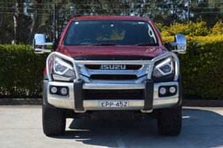 2018 Isuzu MU-X MY18 LS-U Rev-Tronic Red 6 Speed Sports Automatic Wagon.