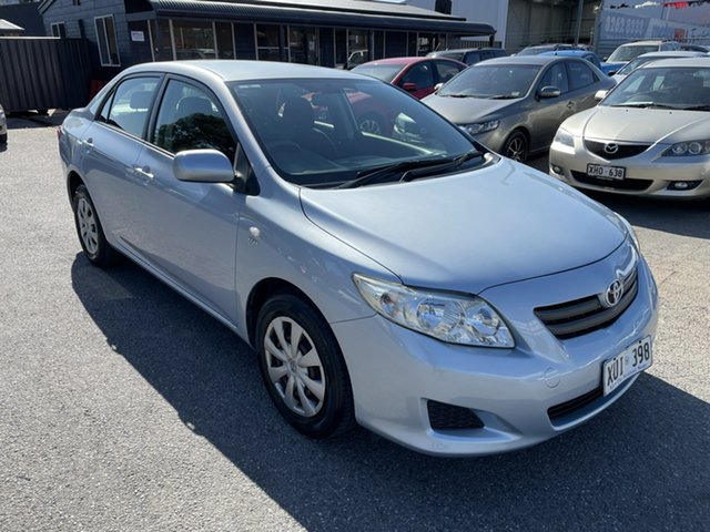 Used Toyota Corolla ZRE152R Ascent Gepps Cross, 2008 Toyota Corolla ZRE152R Ascent Blue 4 Speed Automatic Sedan