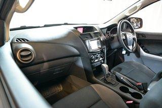 2016 Mazda BT-50 UR0YF1 XT Silver 6 Speed Sports Automatic Utility