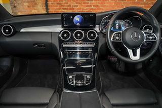 2020 Mercedes-Benz C-Class W205 800+050MY C200 9G-Tronic Iridium Silver 9 Speed Sports Automatic
