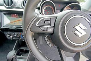 2021 Suzuki Swift AZ Series II GL Navigator White 1 Speed Constant Variable Hatchback