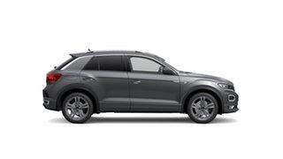 2020 Volkswagen T-ROC Sport Indium Grey Semi Auto SUV