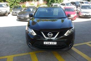 2015 Nissan Qashqai J11 TI Black 1 Speed Constant Variable Wagon.