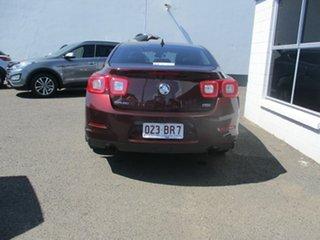 2015 Holden Malibu EM MY15 CDX Red 6 Speed Automatic Sedan.