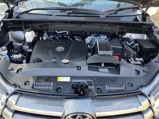 2019 Toyota Kluger GSU50R Grande 2WD Predawn Grey 8 Speed Sports Automatic Wagon.