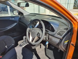 2015 Hyundai Accent RB2 MY15 Active Ge 4 Speed Sports Automatic Hatchback