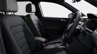 2021 Volkswagen Tiguan 5N MY21 162TSI R-Line DSG 4MOTION Reflex Silver 7 Speed