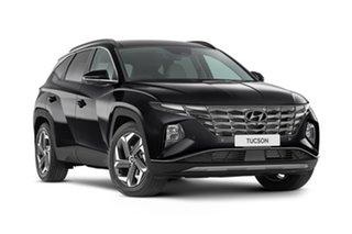 2021 Hyundai Tucson NX4.V1 MY22 Highlander D-CT AWD Phantom Black 7 Speed Automatic Wagon