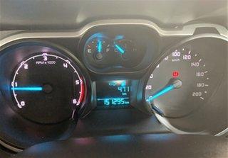 2012 Ford Ranger PX XL Alaskan White 6 Speed Manual