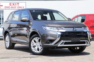 2021 Mitsubishi Outlander ZL MY21 ES AWD Titanium 6 Speed Constant Variable Wagon.
