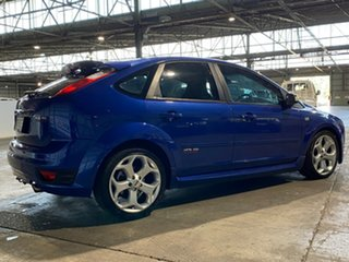 2007 Ford Focus LS XR5 Turbo Blue 6 Speed Manual Hatchback