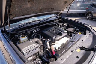 2018 Toyota Landcruiser Prado GDJ150R GXL Graphite 6 Speed Automatic Wagon