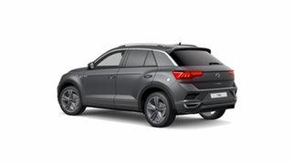 2021 Volkswagen T-ROC Sport Indium Grey Semi Auto SUV.