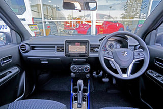 2021 Suzuki Ignis MF Series II GL Grey 1 Speed Constant Variable Hatchback