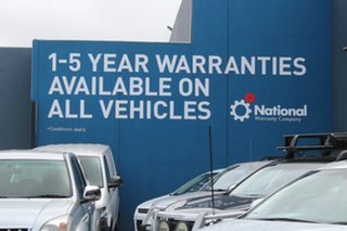 2013 Holden Commodore VF SV6 Grey 6 Speed Manual Sedan